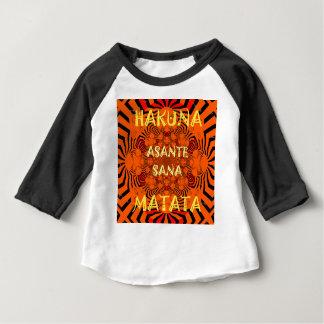 Camiseta Para Bebê O alinhador longitudinal excepcionalmente