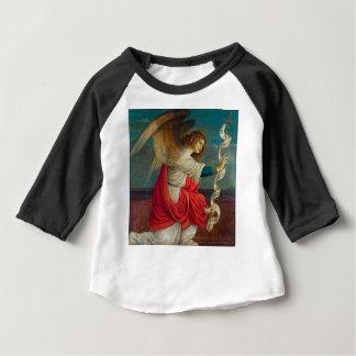 Camiseta Para Bebê O anjo Gabriel - Gaudenzio Ferrari