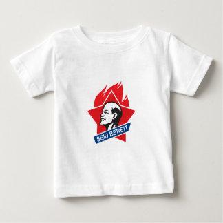 Camiseta Para Bebê o bereit do seid - seja preparado