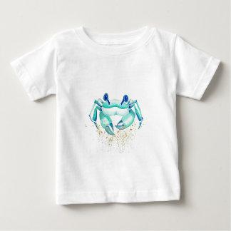 Camiseta Para Bebê O caranguejo de Netuno