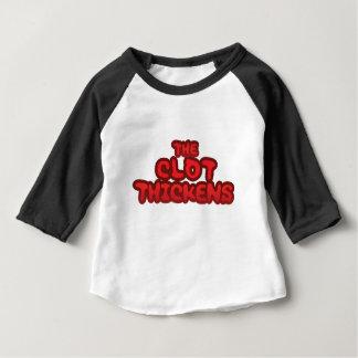 Camiseta Para Bebê O coágulo engrossa