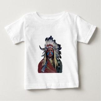 Camiseta Para Bebê O comandante