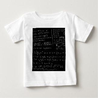 Camiseta Para Bebê O conselho de giz Untidy