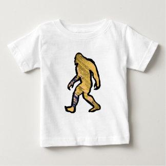 Camiseta Para Bebê O desconhecido do excelente