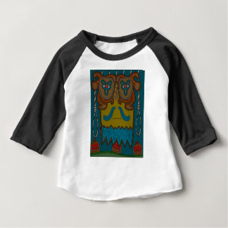 Camiseta Para Bebê O deus do patíbulo do Poisoner