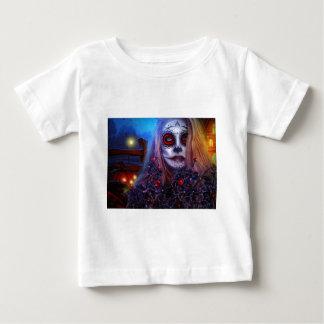 Camiseta Para Bebê o Dia das Bruxas