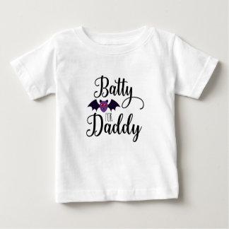 Camiseta Para Bebê O Dia das Bruxas caçoa o T