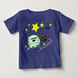 Camiseta Para Bebê O Dia das Bruxas customizável - o Dia das Bruxas
