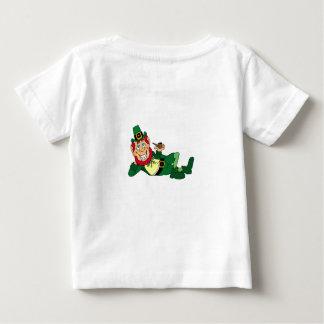 Camiseta Para Bebê O dia de St Patrick