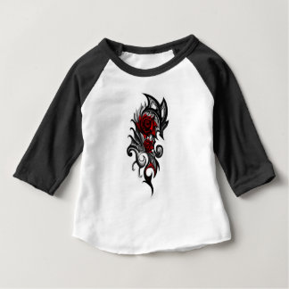 Camiseta Para Bebê o dragão aumentou