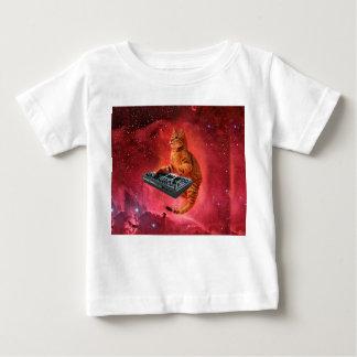 Camiseta Para Bebê o gato soa - gato - gatos engraçados - memes do