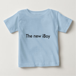 Camiseta Para Bebê O iBoy novo