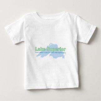 Camiseta Para Bebê O Lago Superior; Não o chamam isso para nada