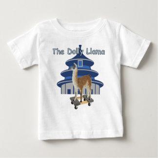 Camiseta Para Bebê O lama da zorra