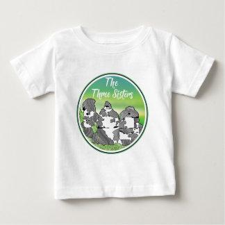 Camiseta Para Bebê O lugar australiano icónico de três irmãs