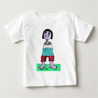 Camiseta Para Bebê O mais afiado do grupo