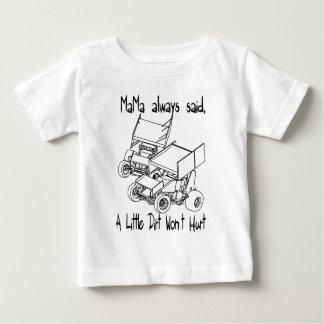 Camiseta Para Bebê O Mama disse sempre