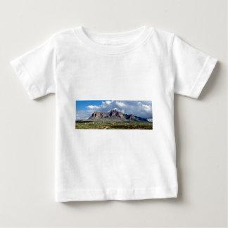 Camiseta Para Bebê O material de Brian