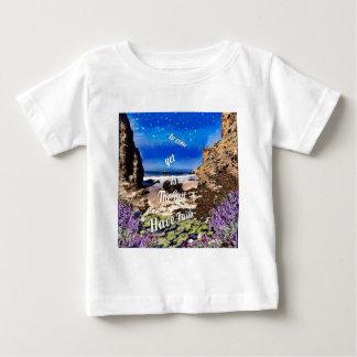Camiseta Para Bebê O melhor a vir ainda