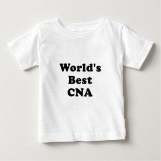 Camiseta Para Bebê O melhor dos mundos PODE