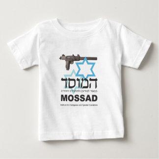 Camiseta Para Bebê O Mossad