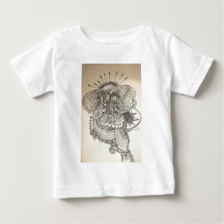 Camiseta Para Bebê O Norns