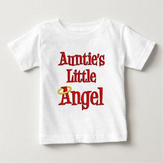 Camiseta Para Bebê O Pequeno Anjo do Auntie