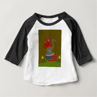 Camiseta Para Bebê O político