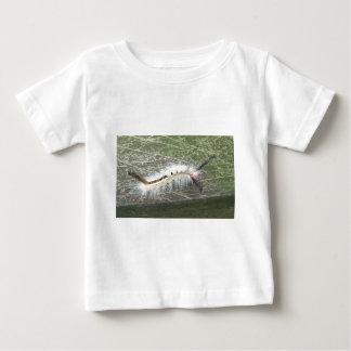 Camiseta Para Bebê O que é ele inseto