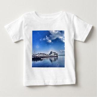 Camiseta Para Bebê O RoRo viaja na ilha escondida de Filipinas