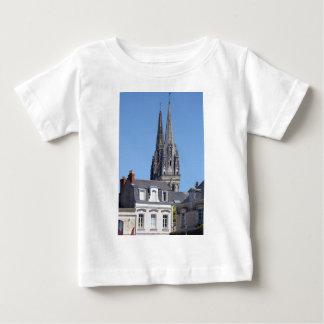 Camiseta Para Bebê O santo Maurício da catedral em irrita em France