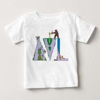 Camiseta Para Bebê O T | ASHEVILLE do bebê, NC (AVL)