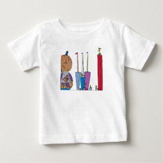 Camiseta Para Bebê O T | BALTIMORE do bebê, DM (BWI)