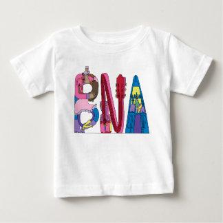 Camiseta Para Bebê O T | NASHVILLE do bebê, TN (BNA)