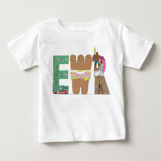 Camiseta Para Bebê O T | NEWARK do bebê, NJ (EWR)