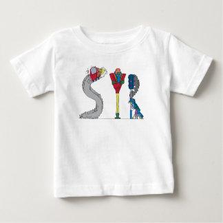 Camiseta Para Bebê O T | SIRACUSA do bebê, NY (SYR)