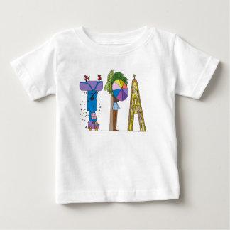 Camiseta Para Bebê O T | TAMPA do bebê, FL (TPA)