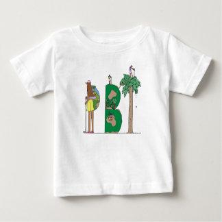 Camiseta Para Bebê O T   WEST PALM BEACH do bebê, FL (PBI)