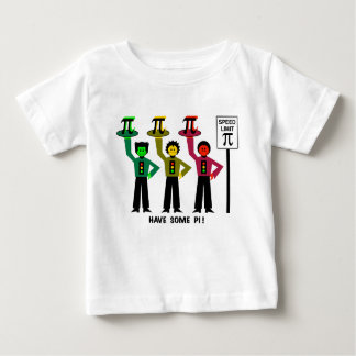 Camiseta Para Bebê O trio temperamental do sinal de trânsito ao lado