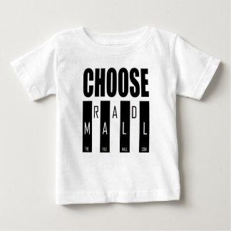 Camiseta Para Bebê O Tshirt da alameda do Rad da alameda do Rad