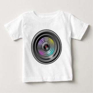 Camiseta Para Bebê Objectiva