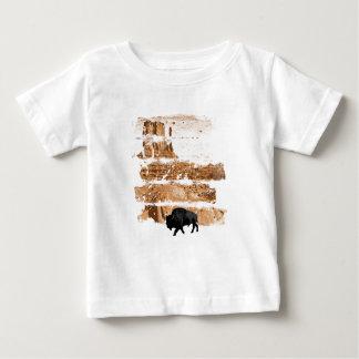 Camiseta Para Bebê Ocidental