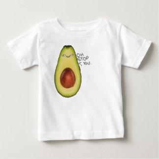 Camiseta Para Bebê Oh parada ele você - abacate de Meme