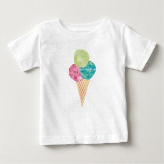Camiseta Para Bebê Olá! na tipografia de muitas línguas caçoa o