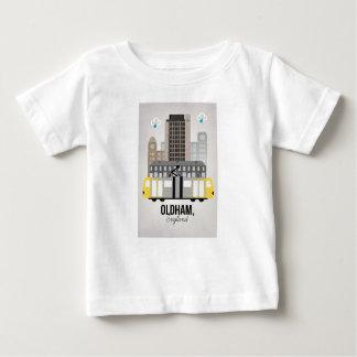 Camiseta Para Bebê Oldham