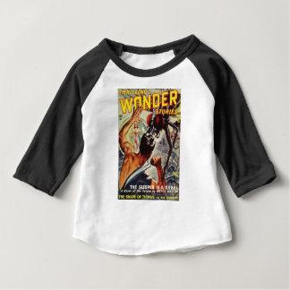 Camiseta Para Bebê Olhe para fora!  I't uma mosca grande!
