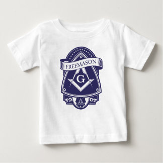 Camiseta Para Bebê Olho devista de Illuninati do Freemason