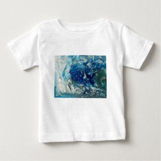 Camiseta Para Bebê onda dos stephens