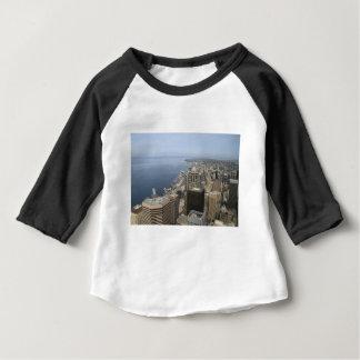 Camiseta Para Bebê Opinião de Arial de Seattle