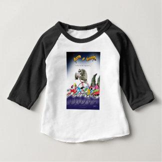 Camiseta Para Bebê o'rain da gota de yorkshire do amor